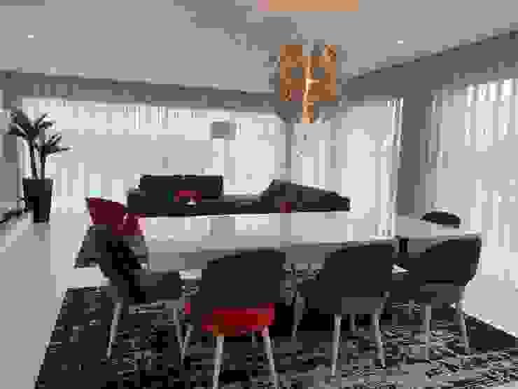 RESIDÊNCIA K&C por UNISSIMA Home Couture Moderno