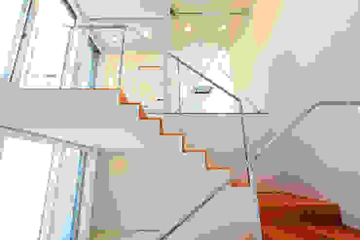 国分中央の住宅 アトリエ環 建築設計事務所 階段