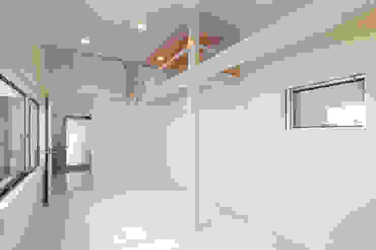 国分中央の住宅 アトリエ環 建築設計事務所 モダンデザインの 子供部屋