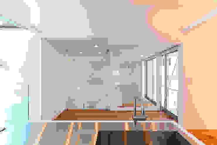 国分中央の住宅 アトリエ環 建築設計事務所 モダンな キッチン