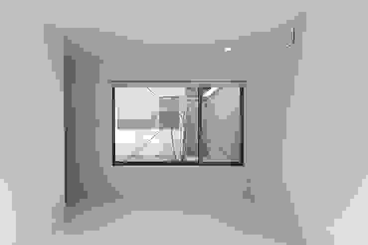 国分中央の住宅 アトリエ環 建築設計事務所 モダンスタイルの寝室