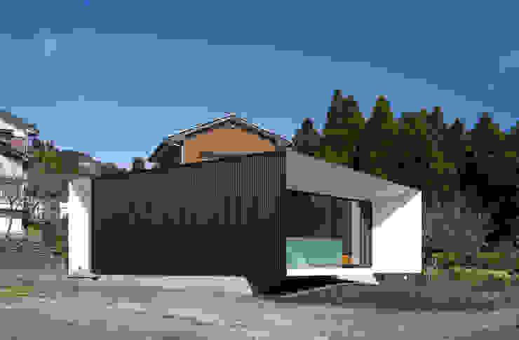 霧島の住宅 アトリエ環 建築設計事務所 モダンな 家