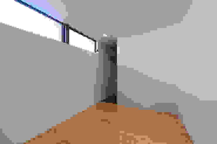 霧島の住宅 アトリエ環 建築設計事務所 モダンスタイルの寝室