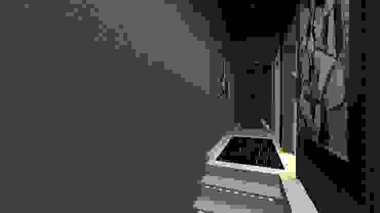 Vista Superior Hall! por Arch Design Concept Moderno Mármore
