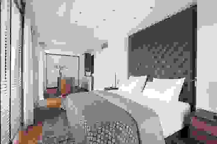 Slaapkamer als in hotel Moderne slaapkamers van De Suite Modern
