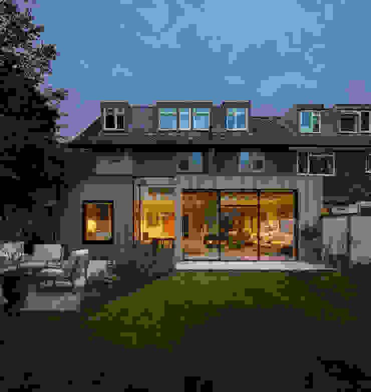Elevation TAS Architects Minimalist houses