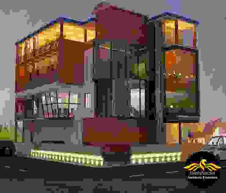 Modern Design House Modern houses by ThirdVendor - Architects Modern Glass