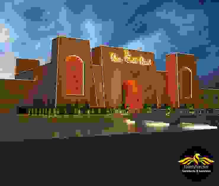 Resort at U.P by ThirdVendor - Architects Country Bricks