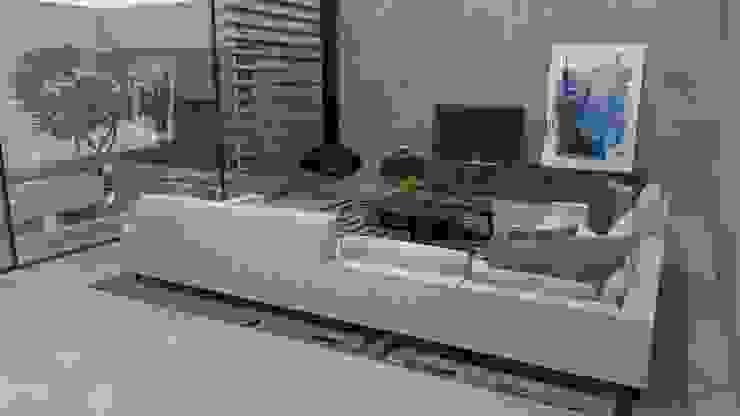 Modern Living Room by Casactiva Interiores Modern