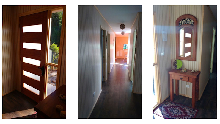 Montgreen Ecomodular 地中海走廊,走廊和楼梯