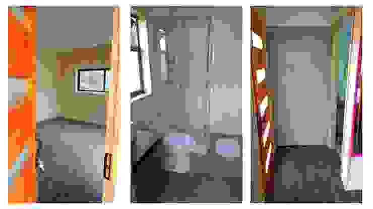Montgreen Ecomodular Scandinavian style bedroom