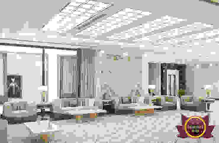 Luxury Villa Design in Dubai by Luxury Antonovich Design