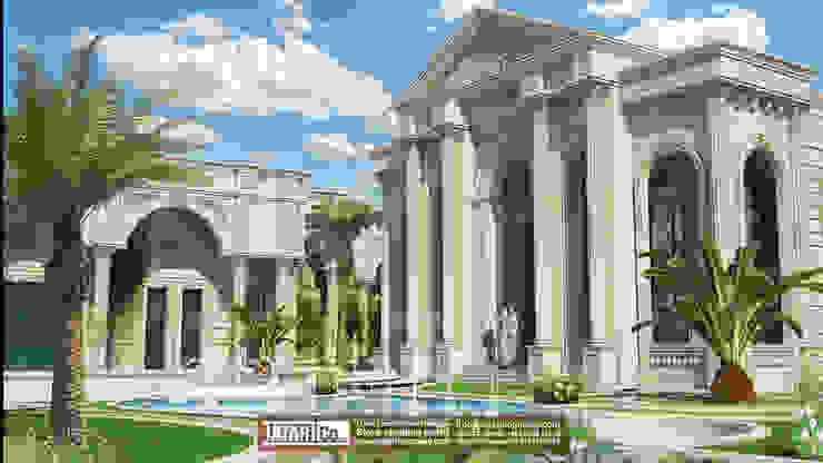 Classic entrance by tatari company Classic Stone