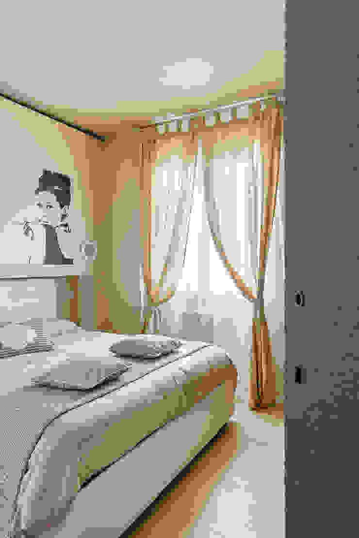 Appartamento privato a Bergamo Camera da letto moderna di Resin srl Moderno