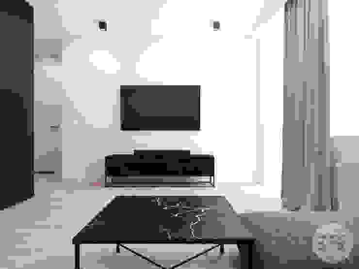 365 Stopni Living room White