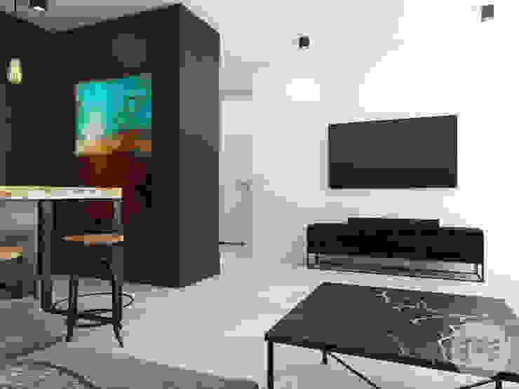 365 Stopni Living room Black
