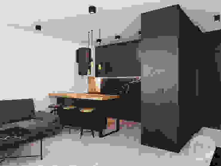 365 Stopni Kitchen units Black
