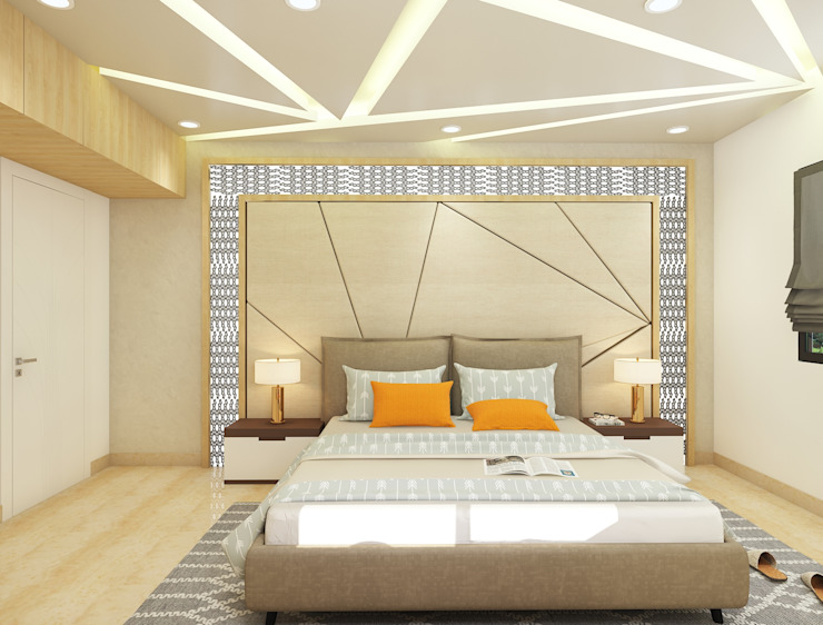 Pop False Ceiling Design Ideas For Different Rooms In The Home Homify