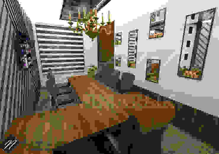 NEG ATÖLYE İÇ MİMARLIK – Kuyumcu Ofis Tasarımı: modern tarz , Modern