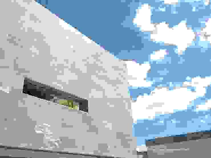 Mediterranean style house by DYOV STUDIO Arquitectura, Concepto Passivhaus Mediterraneo 653 77 38 06 Mediterranean Stone