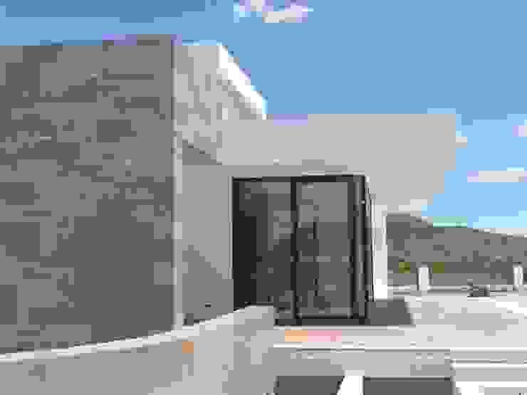 by DYOV STUDIO Arquitectura, Concepto Passivhaus Mediterraneo 653 77 38 06 Mediterranean Stone