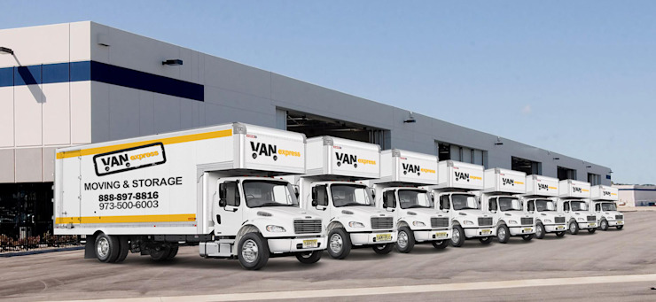 Oleh Van Express Moving Klasik