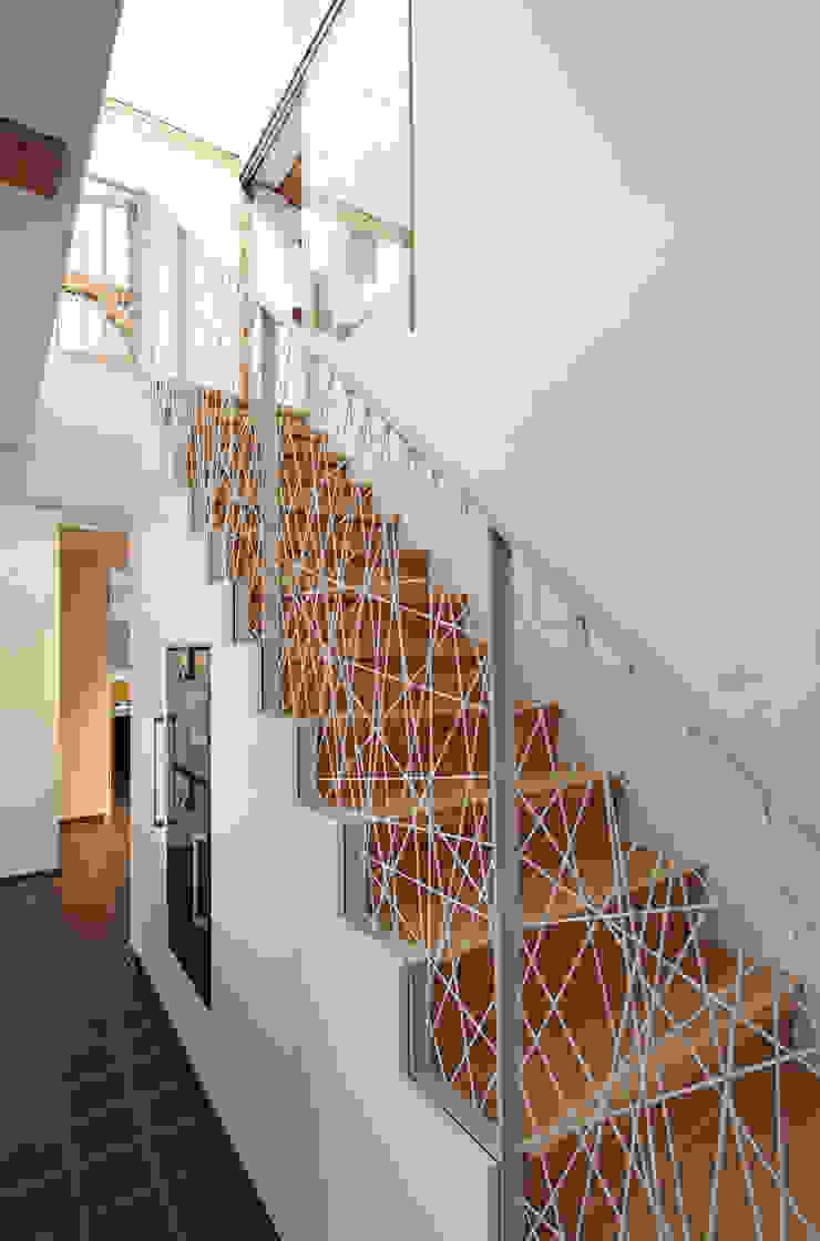 Architekturbüro zwo P Stairs Wood Brown