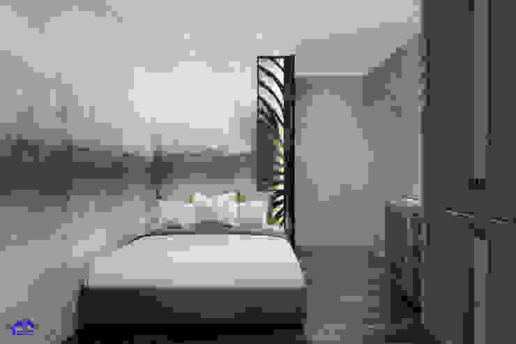 Thiết kế nội thất phòng ngủ bởi Nội Thất Đại Tứ Phát