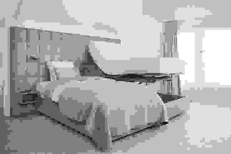 Hoog laag bed Scatole: modern  door De Suite, Modern