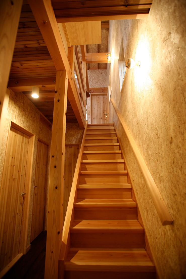 階段 株式会社高野設計工房 階段