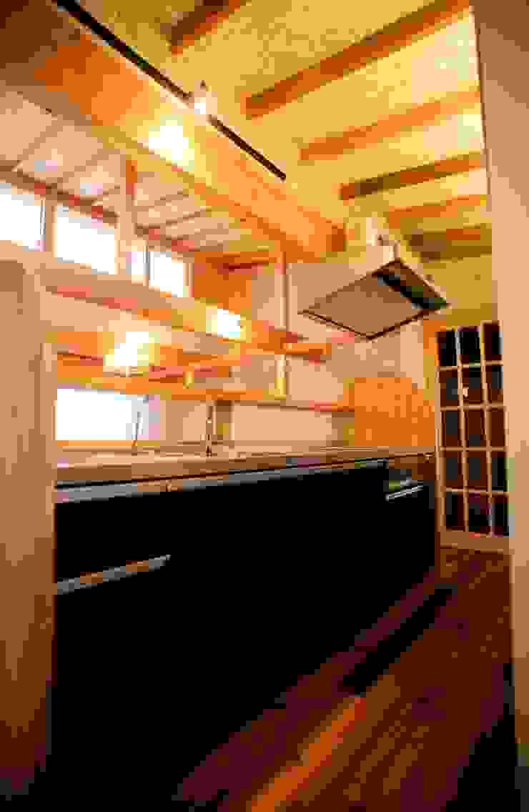 キッチン 株式会社高野設計工房 北欧デザインの キッチン