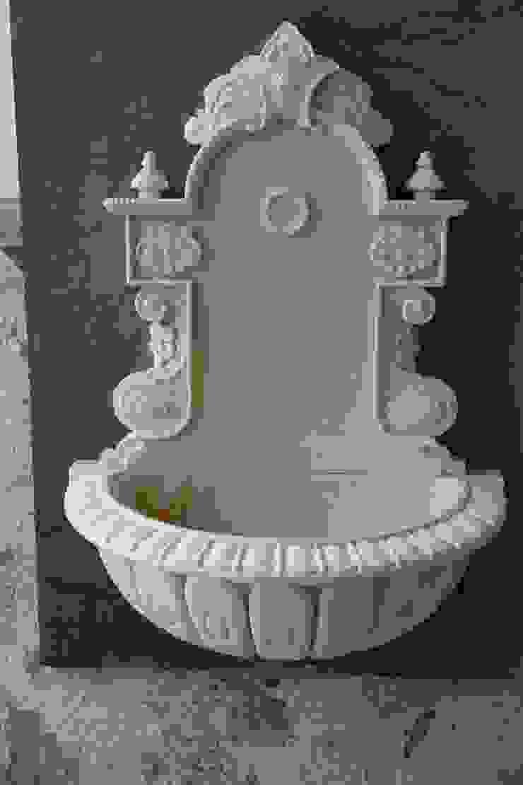 CusenzaMarmi JardínAccesorios y decoración