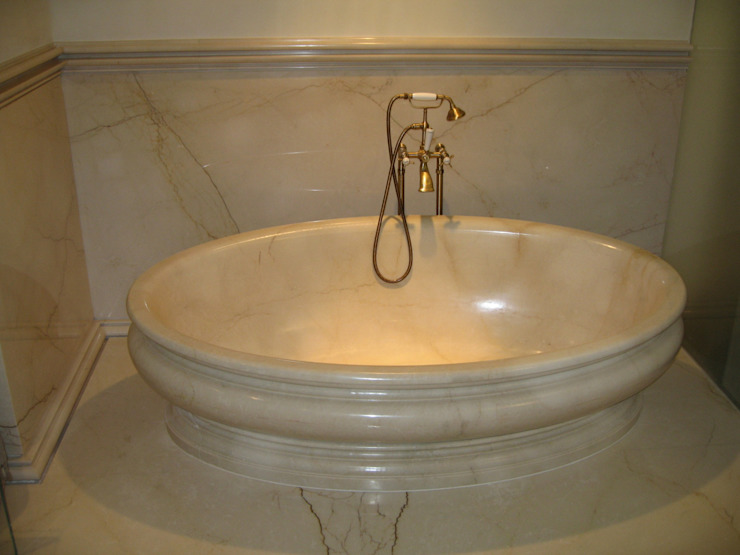 CusenzaMarmi BathroomBathtubs & showers