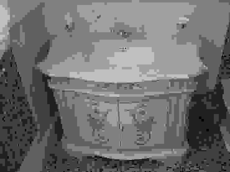 CusenzaMarmi BathroomShelves