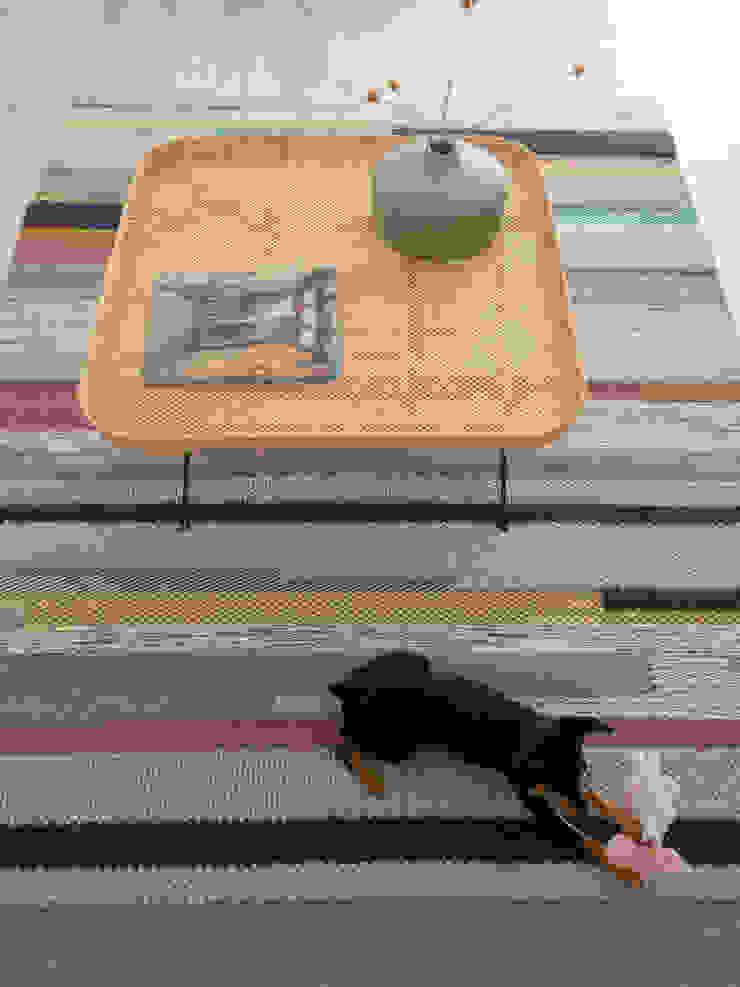 Sala | Depois MUDA Home Design Salas de estar escandinavas