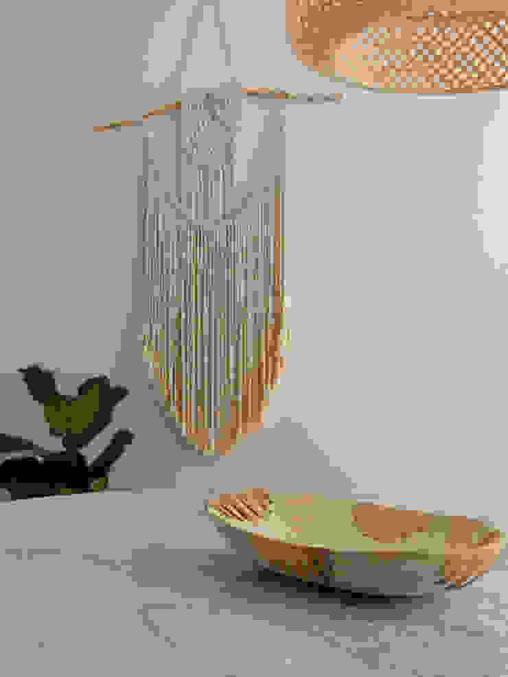 Sala | Depois MUDA Home Design Salas de jantar escandinavas