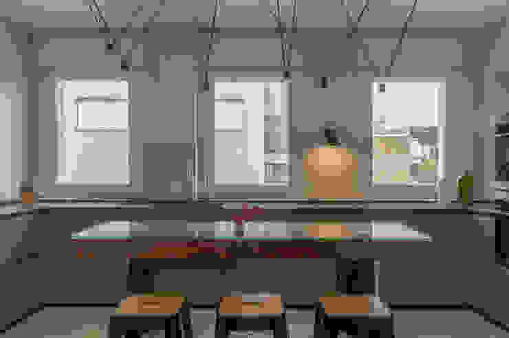 Archifacturing Cocinas equipadas Tablero DM Beige