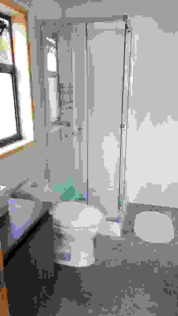 Montgreen Ecomodular Scandinavian style bathroom