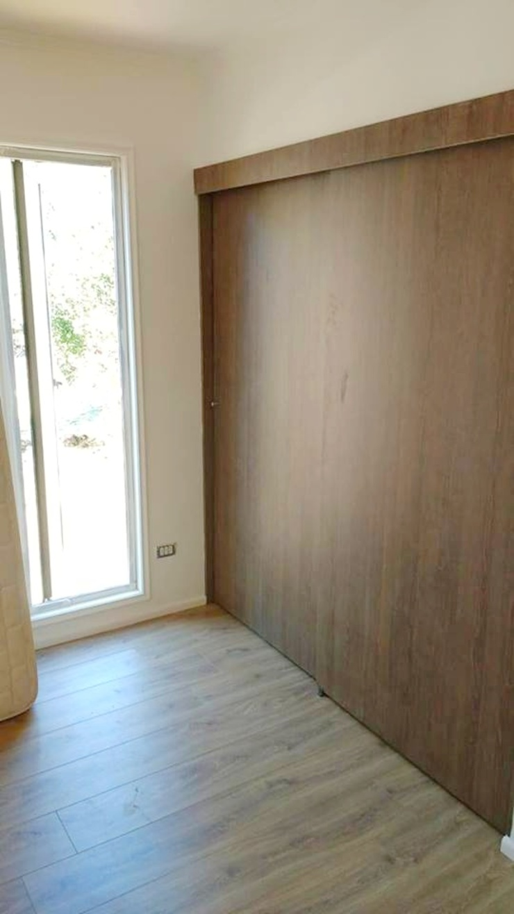 Montgreen Ecomodular Small bedroom