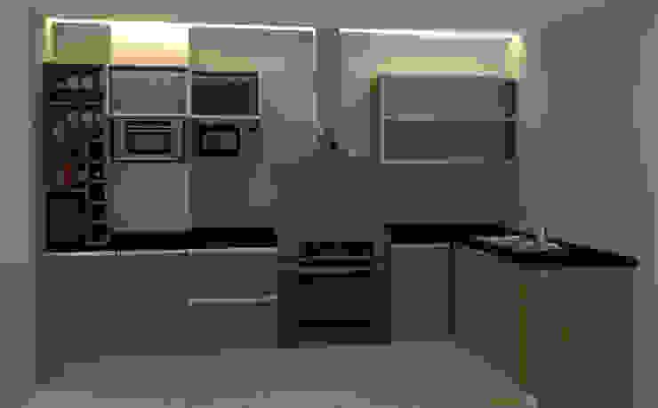 Modern kitchen by 2 MINT STUDIO Modern