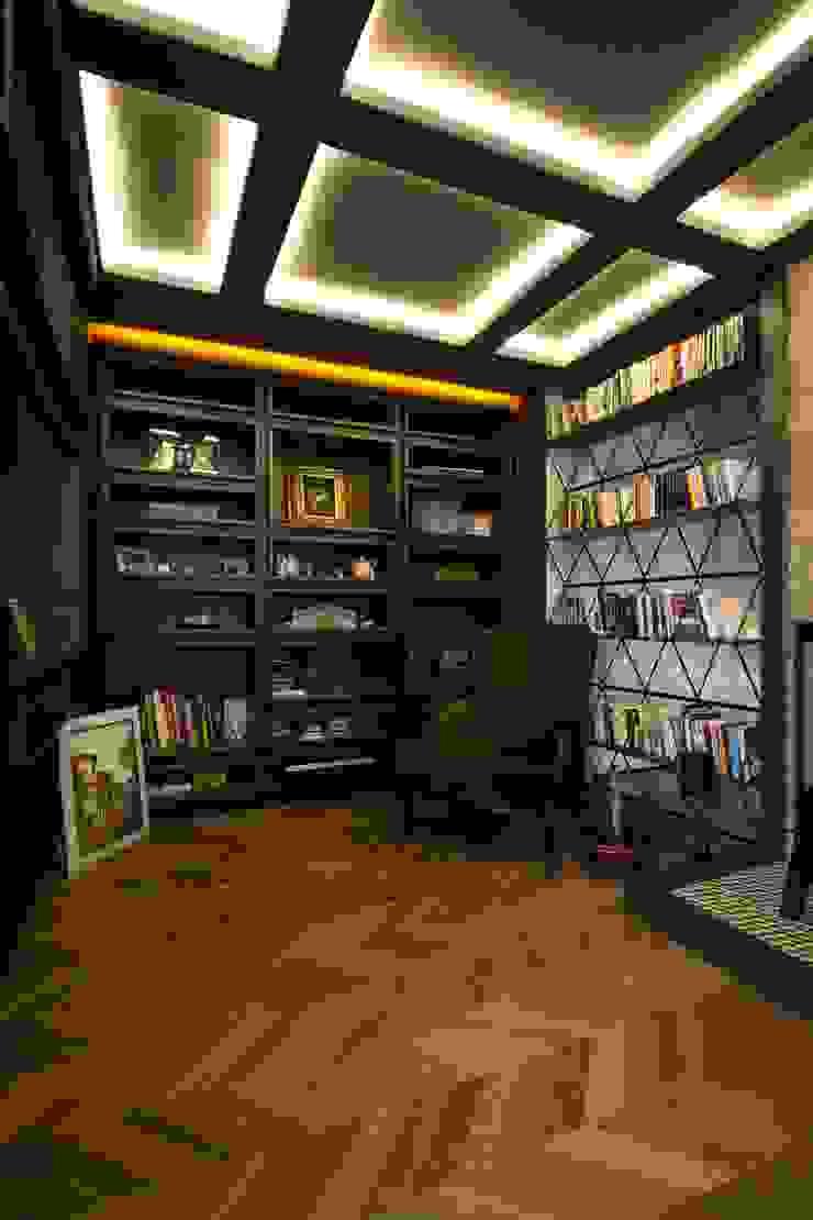 Lantana Parke Study/office Wood Wood effect