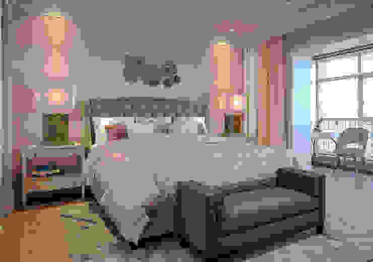 Хозяйская спальня в ЖК Английский квартал. MARION STUDIO Спальня в классическом стиле