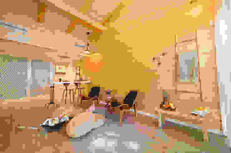 RUSTICASA Hoteles Madera Acabado en madera