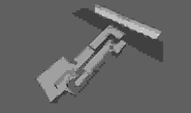 Bricks Schöneberg 3D-Modell: modern  von Sandra Klösges,Modern