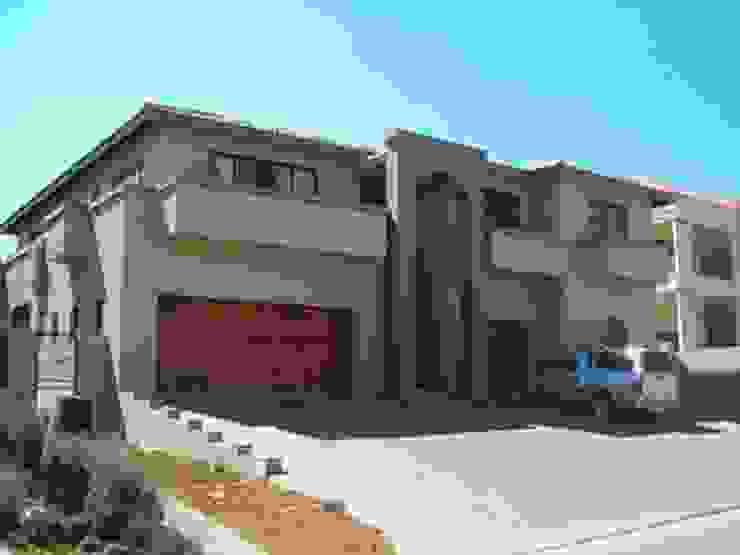 Zambezi Estate by Wentworth Construction Modern Concrete