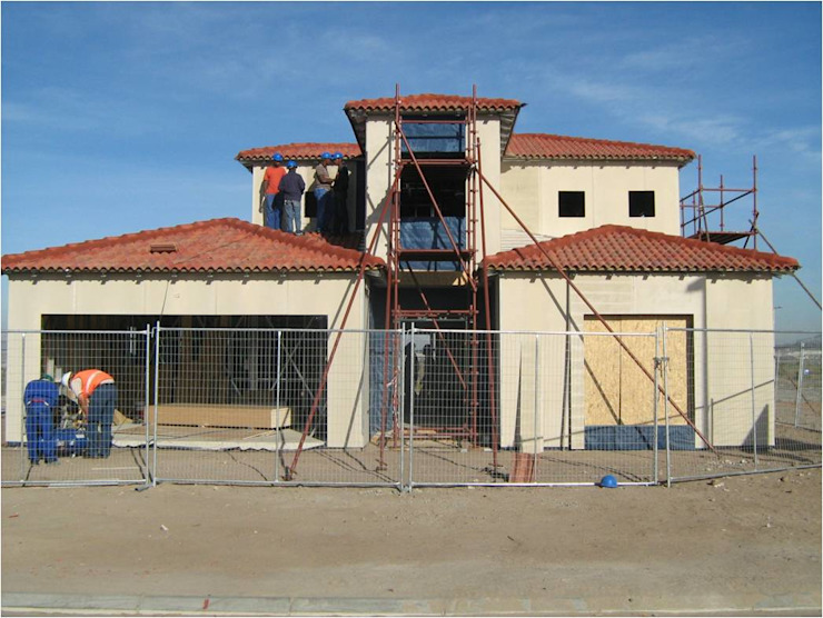 Gaborone Phakalane House by Wentworth Construction Modern Concrete