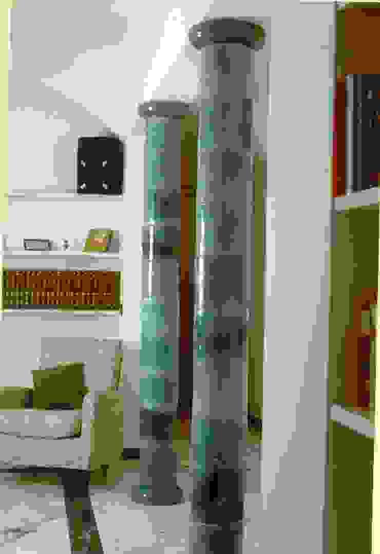 Colonne in Ceramica ARTE DELL'ABITARE SoggiornoAccessori & Decorazioni Ceramica Variopinto
