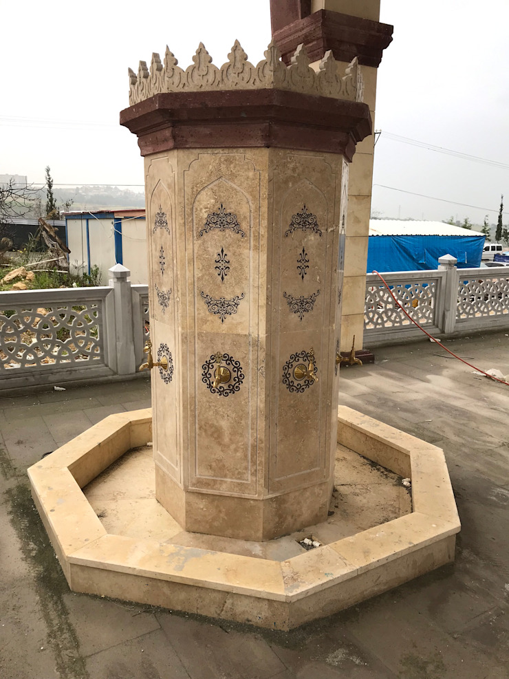 por Taşcenter Acarlıoğlu Doğal Taş Dekorasyon Moderno Mármore