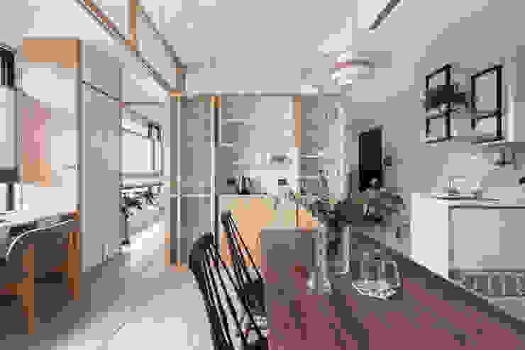 蘊韻 根據 禾光室內裝修設計 ─ Her Guang Design 日式風、東方風