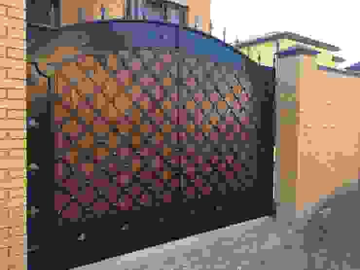 Porton Forja para Casa Puertas interiores Metal